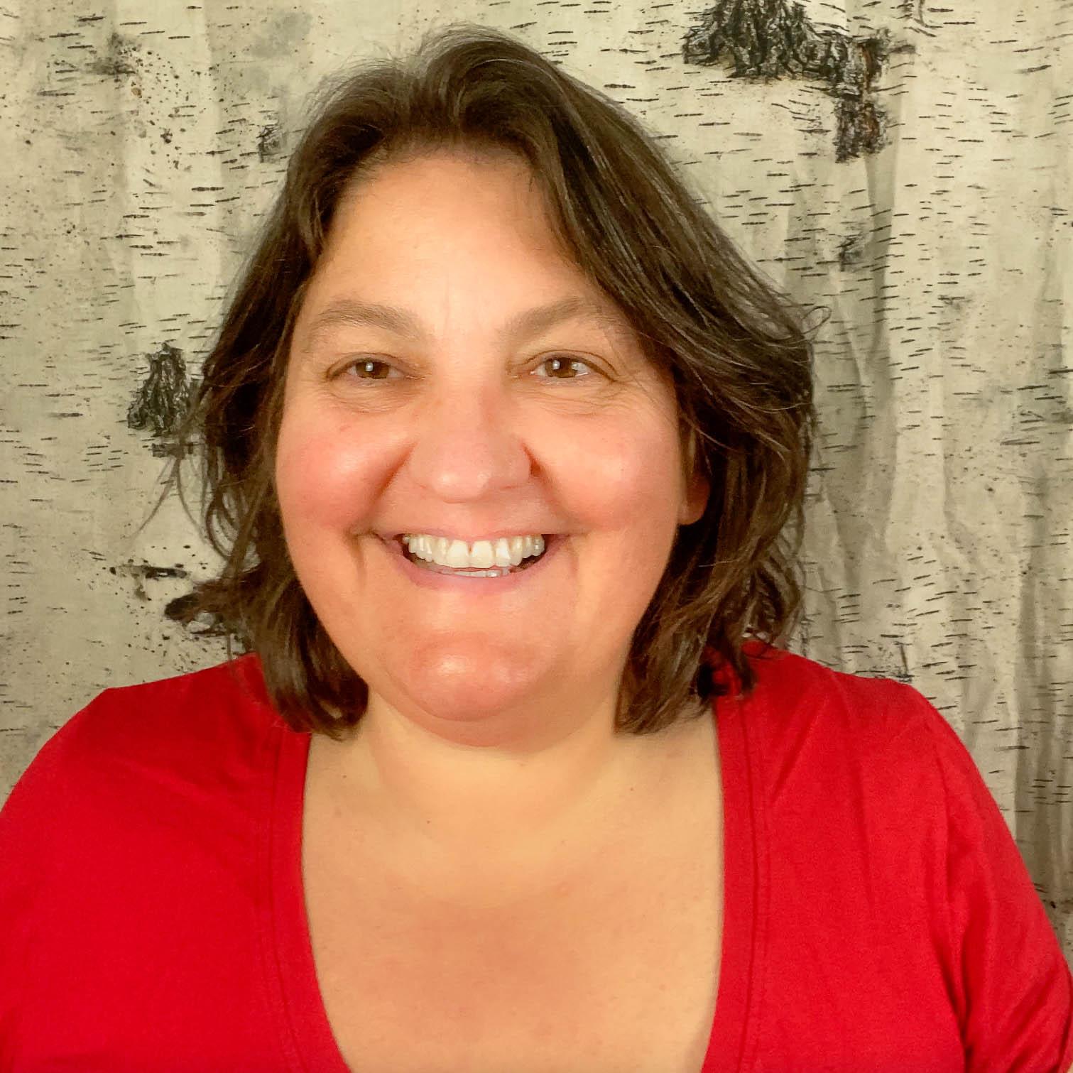Susanne Allgeier lächelt in die Kamera